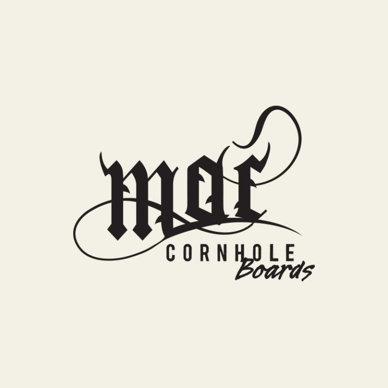 Mac Cornhole Boards
